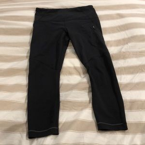 Lululemon high rise 7/8 legging